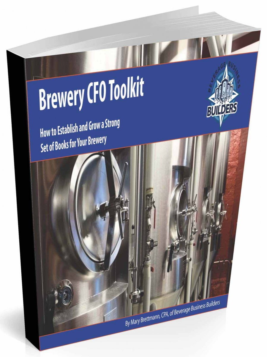 Brewery CFO Toolkit cover