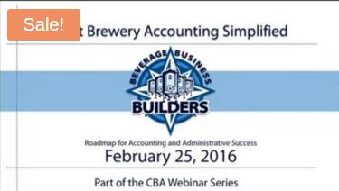 Craft Brewery Accounting Simplified